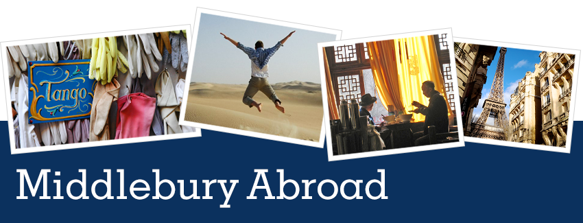 Middlebury International Programs - Middlebury College